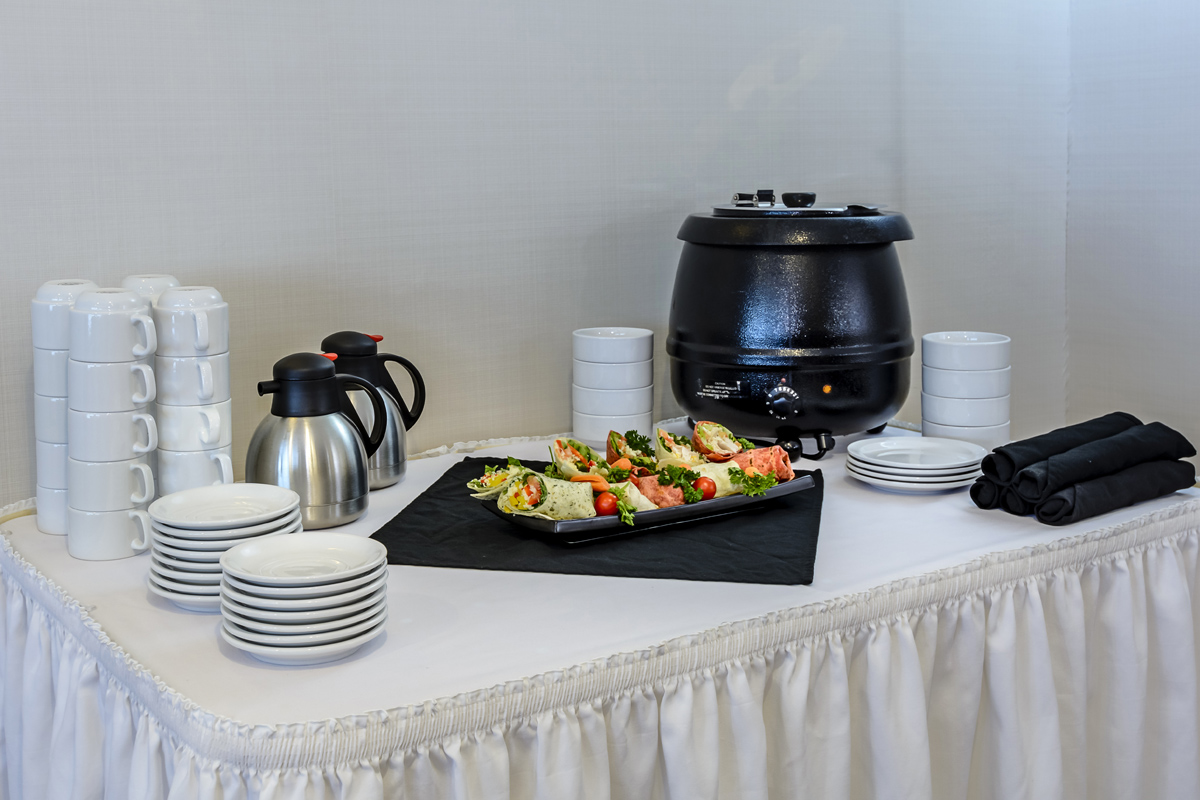 Corporate Catering St Johns Comfort Hotel